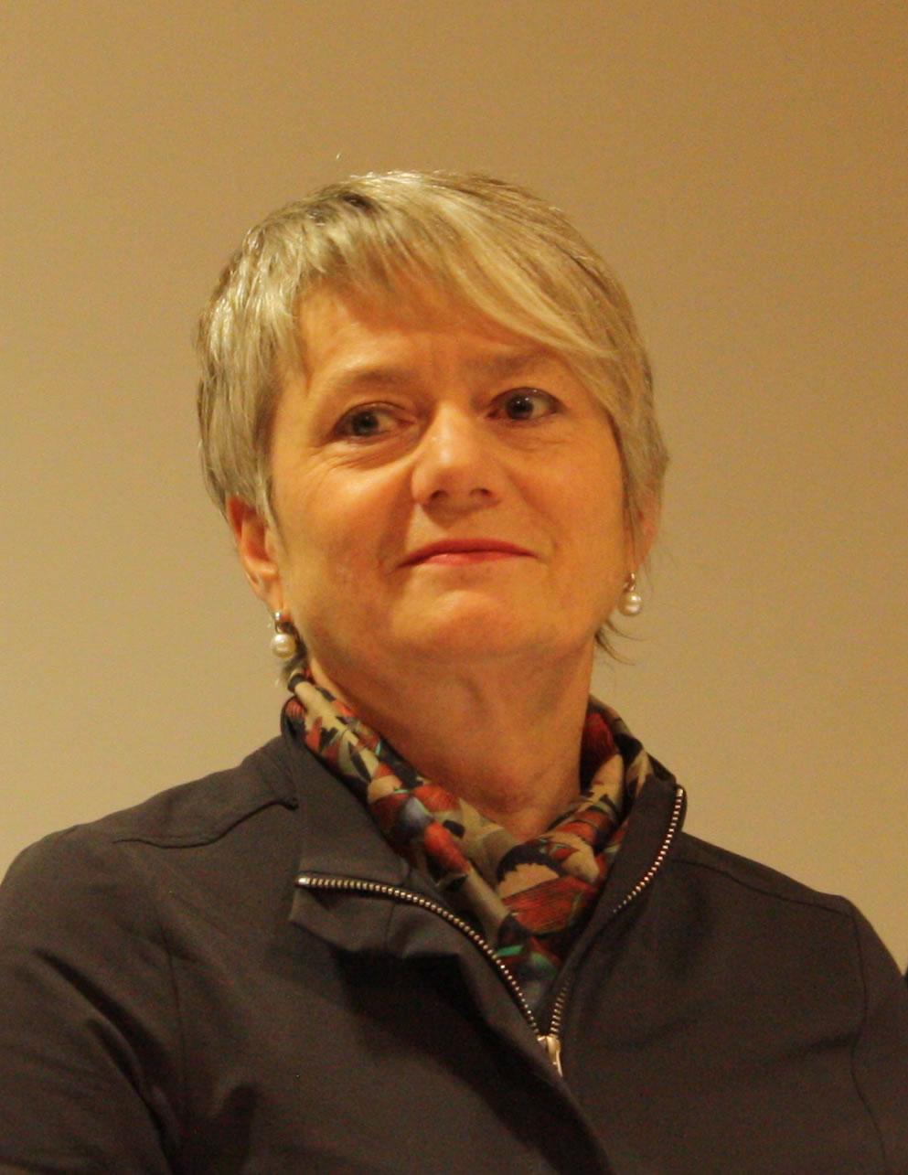 Regierungsrätin Jacqueline Fehr